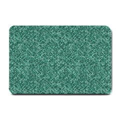 Modern Camouflage Pattern Small Doormat  by tarastyle