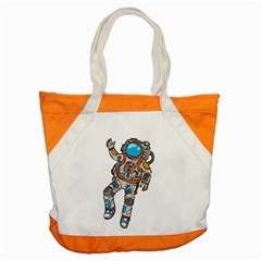Astronaut Accent Tote Bag