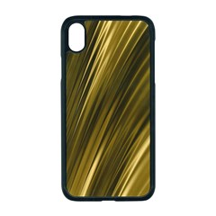 Creative Original Intention Iphone Xr Seamless Case (black)