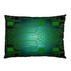 Board Conductors Circuits Pillow Case (two Sides)