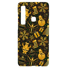 Christmas Background Gold Samsung Case Others by HermanTelo