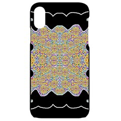 Pearls As Candy Iphone Xr Black Uv Print Case by pepitasart