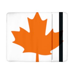 Logo Of New Democratic Party Of Canada Samsung Galaxy Tab Pro 8 4  Flip Case by abbeyz71