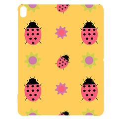 Ledy Bird Apple Ipad Pro 12 9   Black Uv Print Case