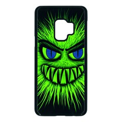 Monster Green Evil Common Samsung Galaxy S9 Seamless Case(black)
