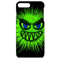 Monster Green Evil Common Iphone 7/8 Plus Black Uv Print Case
