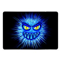 Monster Blue Attack Apple Ipad Pro 10 5   Flip Case