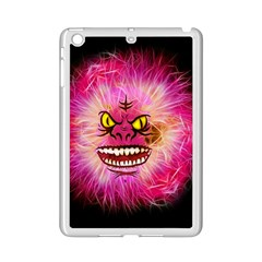 Monster Pink Eyes Aggressive Fangs Ipad Mini 2 Enamel Coated Cases by HermanTelo