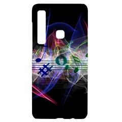 Particles Music Clef Wave Samsung Case Others by HermanTelo