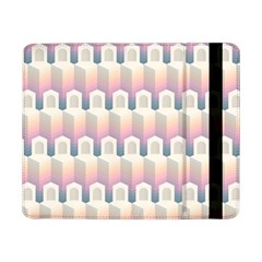 Seamless Pattern Background Entrance Samsung Galaxy Tab Pro 8 4  Flip Case by HermanTelo