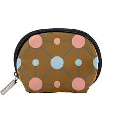 Planets Planet Around Rounds Accessory Pouch (small) by HermanTelo