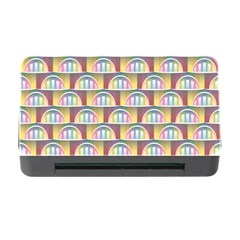 Seamless Pattern Background Abstract Memory Card Reader With Cf by HermanTelo