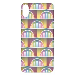 Seamless Pattern Background Abstract Iphone X/xs Soft Bumper Uv Case