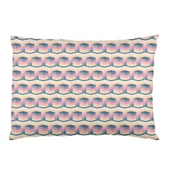 Seamless Pattern Background Cube Pillow Case (two Sides)
