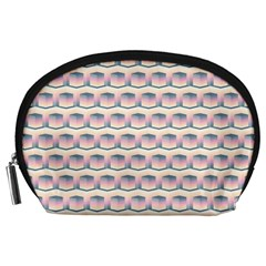 Seamless Pattern Background Cube Accessory Pouch (large) by HermanTelo