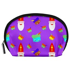 Saint Nicholas Accessory Pouch (large) by HermanTelo