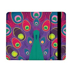 Peacock Bird Animal Feathers Samsung Galaxy Tab Pro 8 4  Flip Case by HermanTelo