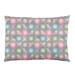 Seamless Pattern Pastels Background Pillow Case (two Sides)