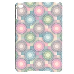 Seamless Pattern Pastels Background Apple Ipad Mini 4 Black Uv Print Case by HermanTelo