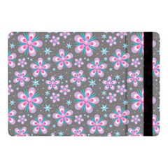 Seamless Pattern Flowers Pink Apple Ipad Pro 10 5   Flip Case