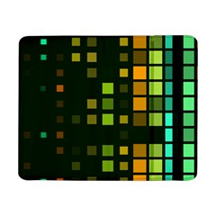 Abstract Plaid Samsung Galaxy Tab Pro 8 4  Flip Case by HermanTelo