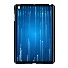 Abstract Line Space Apple Ipad Mini Case (black) by HermanTelo