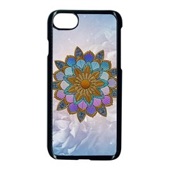 Wonderful Mandala Iphone 8 Seamless Case (black) by FantasyWorld7