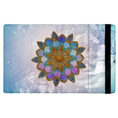 Wonderful Mandala Apple Ipad Pro 12 9   Flip Case by FantasyWorld7