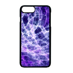 Abstract Background Space Iphone 8 Plus Seamless Case (black)