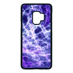 Abstract Background Space Samsung Galaxy S9 Seamless Case(black)