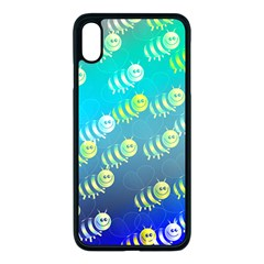 Animal Bee Iphone Xs Max Seamless Case (black) by HermanTelo
