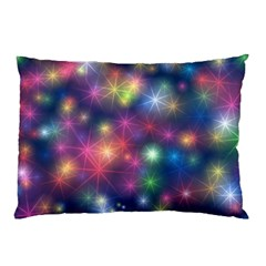 Abstract Background Graphic Space Pillow Case (two Sides)