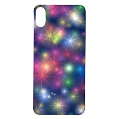 Abstract Background Graphic Space Iphone X/xs Soft Bumper Uv Case
