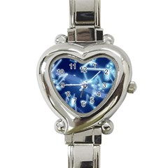 Music Sound Musical Love Melody Heart Italian Charm Watch by HermanTelo