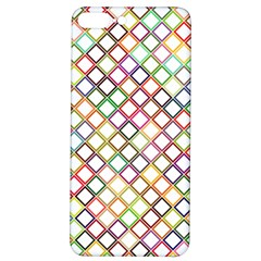 Grid Colorful Multicolored Square Iphone 7/8 Plus Soft Bumper Uv Case by HermanTelo