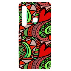 Seamless Heart Love Valentine Samsung Case Others by HermanTelo