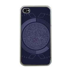 Technology Eye Iphone 4 Case (clear)