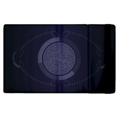 Technology Eye Apple Ipad 2 Flip Case by HermanTelo