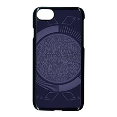 Technology Eye Iphone 7 Seamless Case (black) by HermanTelo