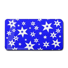 Star Background Pattern Advent Medium Bar Mats by HermanTelo