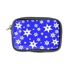 Star Background Pattern Advent Coin Purse