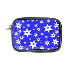 Star Background Pattern Advent Coin Purse Front