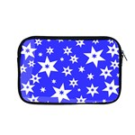 Star Background Pattern Advent Apple MacBook Pro 13  Zipper Case Front