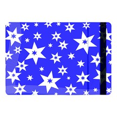 Star Background Pattern Advent Apple Ipad Pro 10 5   Flip Case by HermanTelo