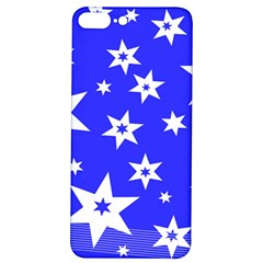 Star Background Pattern Advent Iphone 7/8 Plus Soft Bumper Uv Case by HermanTelo