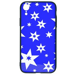 Star Background Pattern Advent Iphone Xr Soft Bumper Uv Case by HermanTelo
