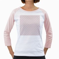 Wallpaper Abstract Pattern Graphic Girly Raglan by HermanTelo