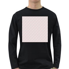 Wallpaper Abstract Pattern Graphic Long Sleeve Dark T Shirt by HermanTelo