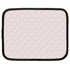 Wallpaper Abstract Pattern Graphic Netbook Case (large)
