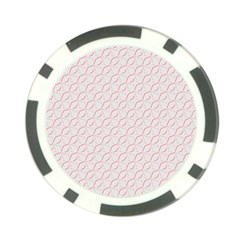 Wallpaper Abstract Pattern Graphic Poker Chip Card Guard (10 Pack)